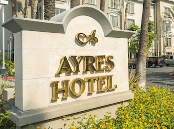 Ayres Hotel Anaheim - Anaheim, CA 92806 - Exterior
