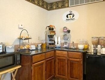 Super 8 Cabot - Cabot, AR 72023 - Breakfast Area
