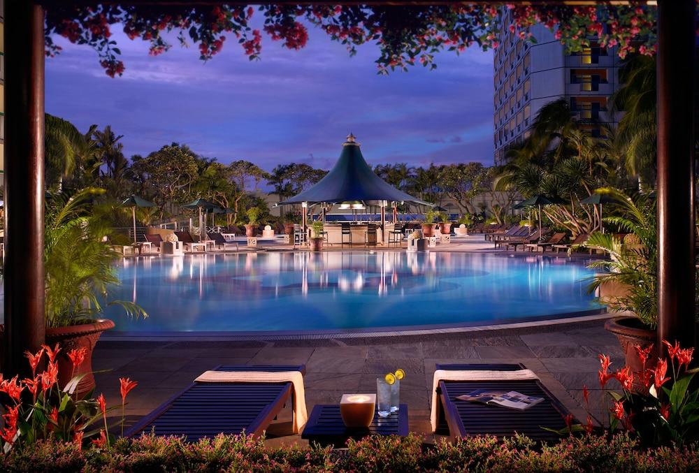 フェアモント シンガポール (Fairmont Singapore)
