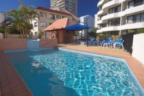 巴貝多公寓度假飯店