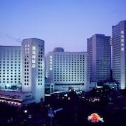 北京亮馬河大廈