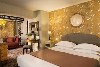 Deluxe Double Room, Terrace