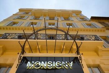 尼斯蒙西尼飯店