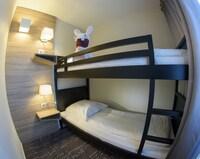Standard Room, Multiple Beds (1  Queen bed 1 single bed, 1 Bunk bed)