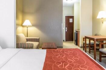 Comfort Suites - Owensboro, KY 42303 - Guestroom