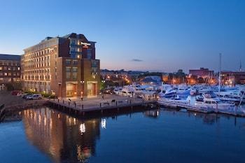 都鐸碼頭波士頓港口萬豪長住飯店