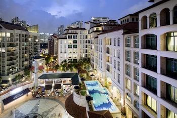 新加坡輝盛坊國際公寓