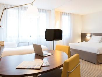 Hoteles de Cadena Hotelera Suite Novotel