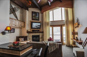 The Timberline Condominiums - Snowmass Village, CO 81615 - Living Area