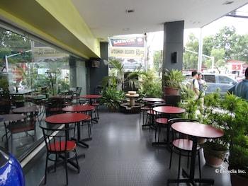 Corporate Inn Hotel Manila Outdoor Dining