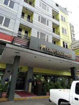 Corporate Inn Hotel Manila Hotel Front