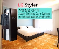 Double Room (Hollywood Type - Styler Installed)