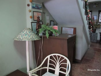 Sabina Suites Cebu Reception