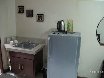 Sabina Suites Cebu In-Room Kitchenette
