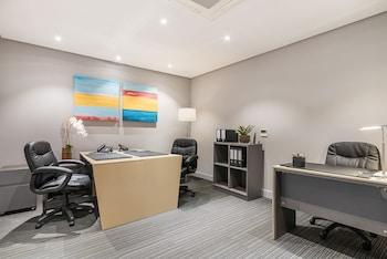 Ascott BGC Concierge Desk