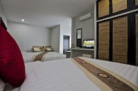Deluxe Twin Room (Free Pick up 1 way only)