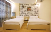 Superior Twin Room, Partial Sea View or City View