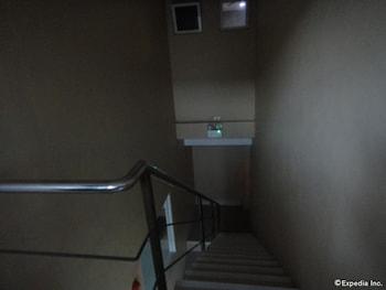 Grand Apartelle Cebu Staircase