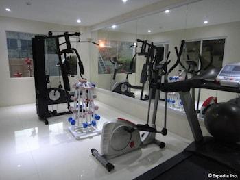 Grand Apartelle Cebu Gym