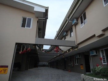 Grand Apartelle Cebu Property Grounds