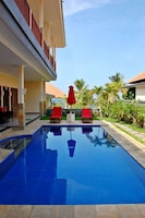 Deluxe Double Room, Pool Access