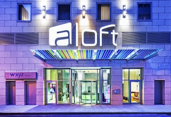 Hotel Aloft Manhattan Downtown - Financial District