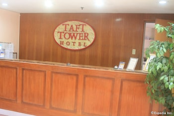Taft Tower Hotel Manila Reception