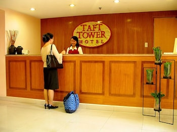 Taft Tower Hotel Manila Check-in/Check-out Kiosk
