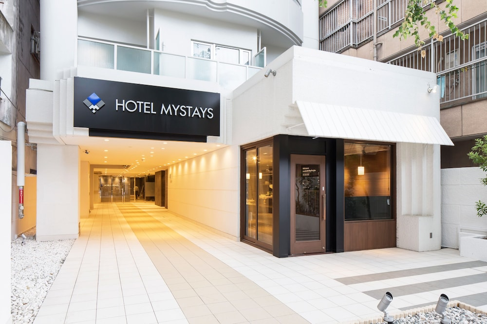 HOTEL MYSTAYS Shinsaibashi East