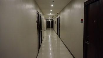 Mchotel Quezon City Hallway