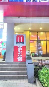 Mchotel Quezon City Hotel Entrance