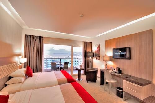 丹吉爾皇家鬱金香市中心飯店