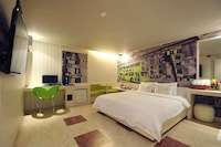 Deluxe Double Room, Jetted Tub (B)