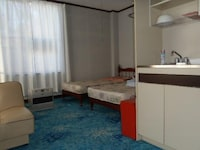 Triple Room (+ 1 sofa bed, 4 occupancy) Please check in from 16:00-18:00