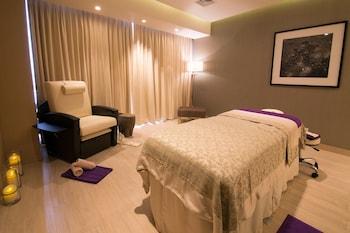 Nobu Hotel Manila Treatment Room
