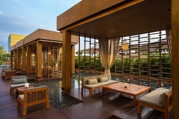 Nobu Hotel Manila Terrace/Patio