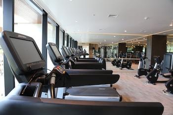Nobu Hotel Manila Fitness Facility