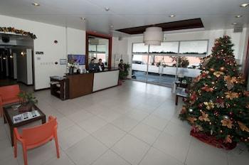 Hotel 878 Libis Lobby Lounge
