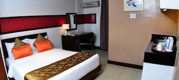 Hotel 878 Libis Guestroom