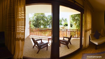 Amun Ini Beach Resort & Spa Bohol Balcony