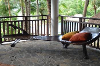 Amun Ini Beach Resort & Spa Bohol Lobby Sitting Area