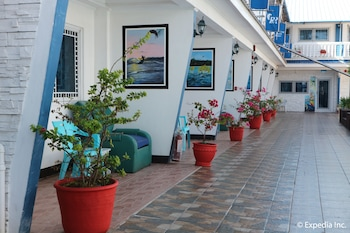Bolabog Beach Resort Boracay Property Grounds