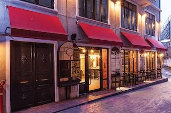 邦克漢飯店