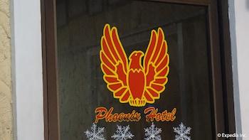 Phoenix Hotel Clark Exterior detail