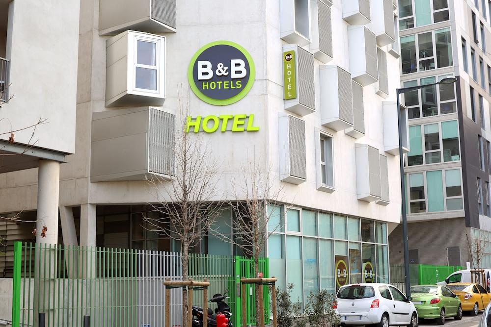 B&B Hôtel Marseille Euromed
