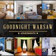 晚安華沙市中心公寓飯店