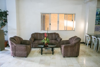 GV Hotel Dipolog Lobby Sitting Area