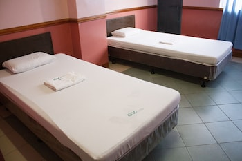 GV Hotel Maasin Guestroom