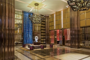 Crown Towers Manila Lobby