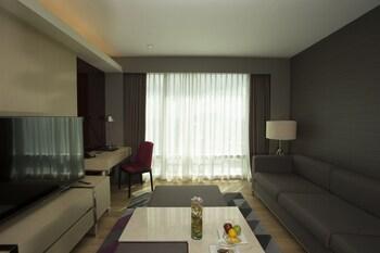 Novotel Hotel Araneta Center Living Room